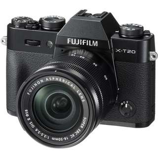 (NEW) Fujifilm xc 16-50mm f3.5-5.6 ois