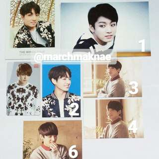 Jungkook (BTS) Official Collection