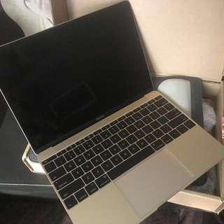 Macbook 12 / 1.2ghz / 512ssd