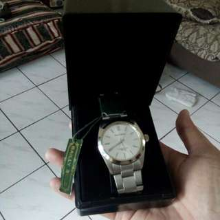 Freeship. Bailly Bold Mens Watch Fresh From Japan