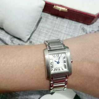 Discounted!!  Cartier watch( negotiable price)