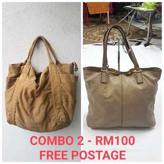 COMBO FOR 2 BAGS