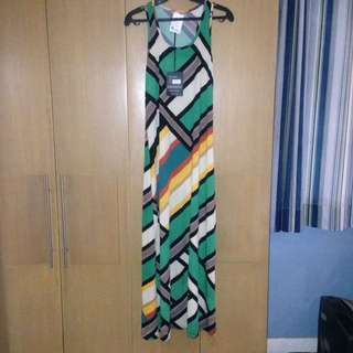 Long dress Multi Colored