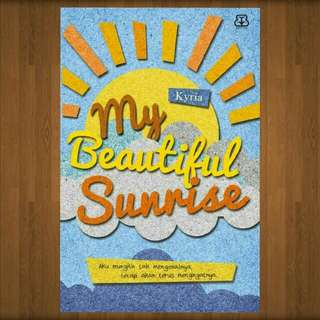 ebook ~ my beautiful sunrise