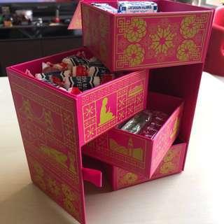 ESSO賀年糖果盒