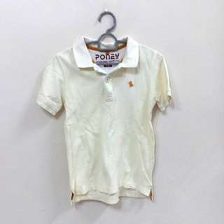 Poney Collar Shirt