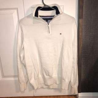 Tommy Hilfiger - Half zipped sweater