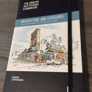 Architecture & Cityscape - The Urban Sketching Book tips