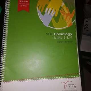 Sociology VCE Textbook