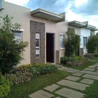 FOR AS LOW AS 3K per month HOUSE AND LOT IN CAVITE