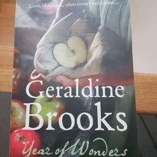 Year of Wonders Book