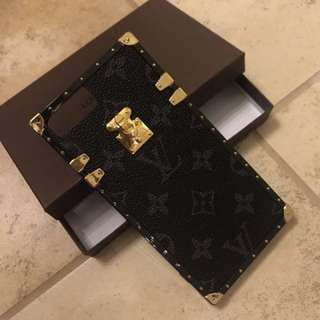 Pre-order New LV style Éclipse Petite Malle iPhone Case