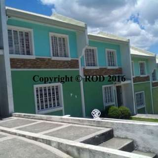 Affordable House and Lot Metro Manila Hills Community Townhouse