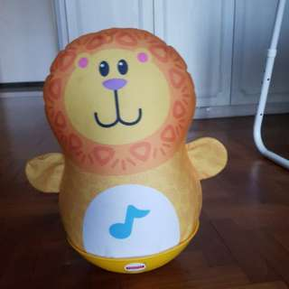 Fisher Price - Dancing Lion