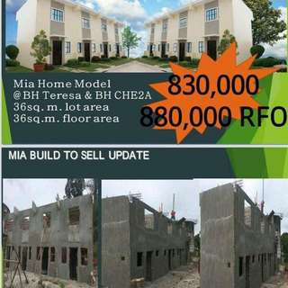 RFO BRIA HOMES RIZAL
