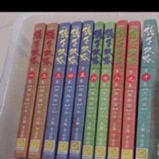 孫子攻略 Comics Book