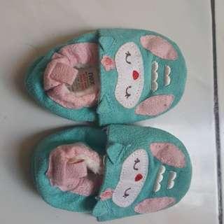 Sepatu bayi 6-9m Next