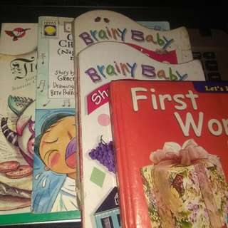 Baby Books all for 100 pesos