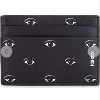 (真品有單)(包順豐站)全新Kenzo 卡片套cardholder