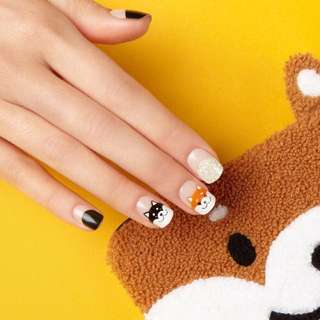 [In-stock] Dashing Diva x Happy Doggy Nails