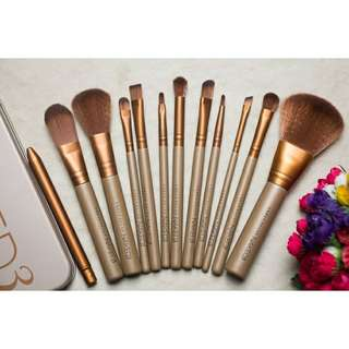 [ MURAH ] Brush Makeup NAKED isi 12pcs