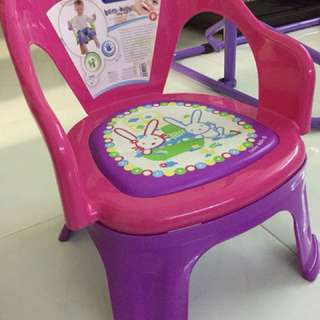 Lucky baby-chair