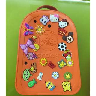 Crocs Mini Backpack - Authentic