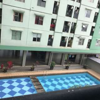 Apartemen Green Park View 2 kamaar sewa tahunaan