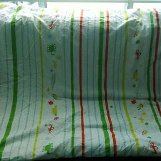 Ikea Baby Quilt & Cover