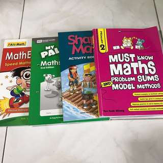 MATHS PRIMARY 2