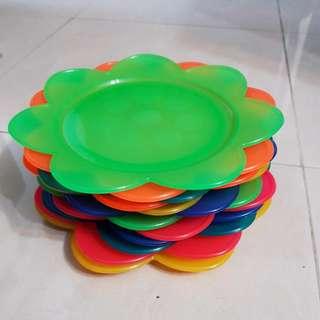 Kids plastic plate
