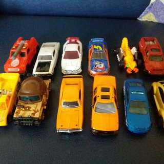 Preloved diecast