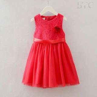 [READY STOCK] Lace Tutu Dress