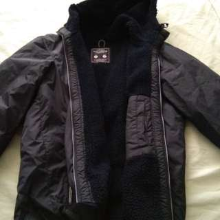 Winter Jacket use once size M