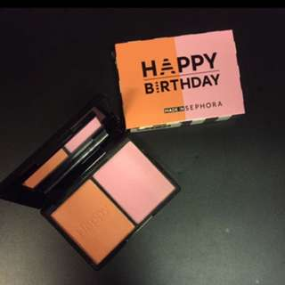 Sephora Birthday Blusher