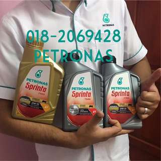 PETRONAS ENGINE OIL