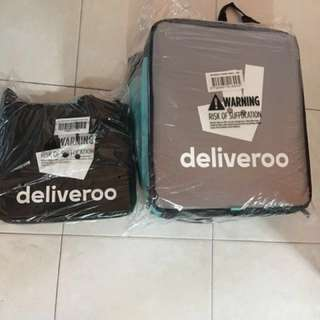 Deliveroo Bags