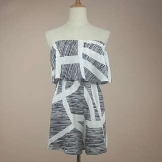 Playsuit size 8