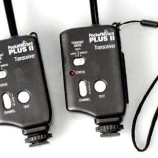 Pocket Wizard Plus II CE Version