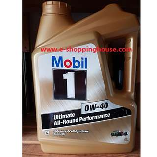 BN Mobil 1 Gold 0w-40 4L