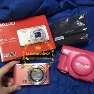 Casio S|H Zr 5000 pink