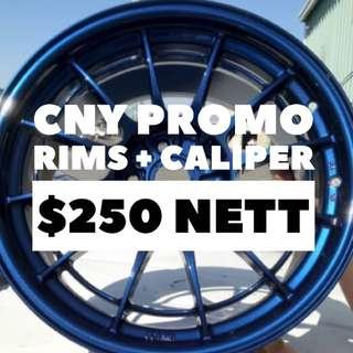(Promo)Rim& caliper spray promo