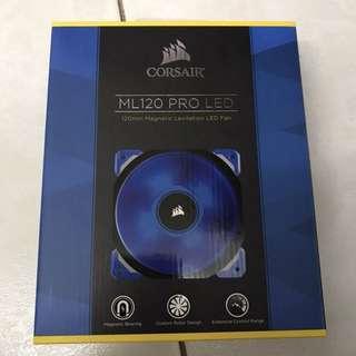 Corsair ML120 Pro LED 120mm Case Fan