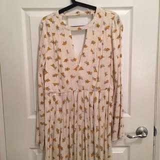 Free People Mini Dress - Women's size 10