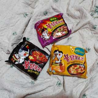 Samyang Korean Spicy Noodles