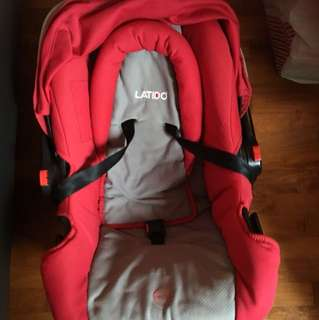 Latido Car Seat