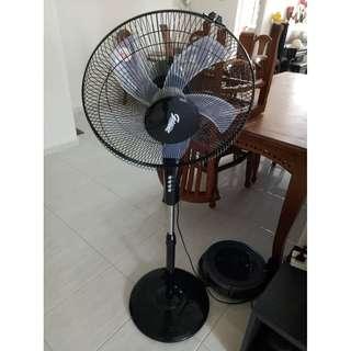 Giant Standing Fan