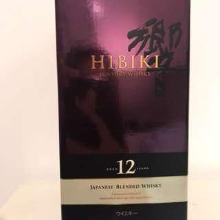 響 Whisky 12