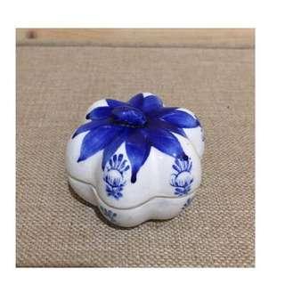 陶瓷盒 * 老物件