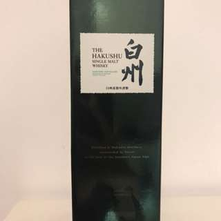 白川 Single Malt Whisky